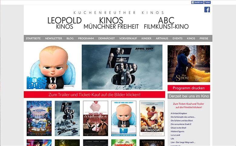 Kuchenreuther Kinos